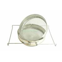 Сито-фильтр для меда диаметр 200 мм оцинкованный